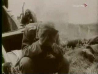 Контуженный артиллерист на Курской Дуге