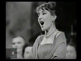 �Casta Diva�, �������� ����� � ���� �� ����� �������� ������� ������ ( Maria Callas)